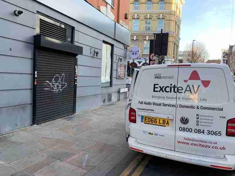 London AV Company