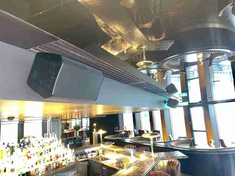 Background Sound Systems For Restaurants Excite Av Av
