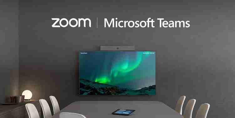 zoom meeting rooms